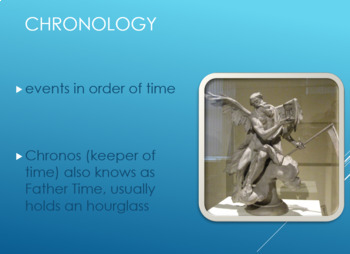 Everyday Words That Come From Greek Mythology PowerPoint Presentation