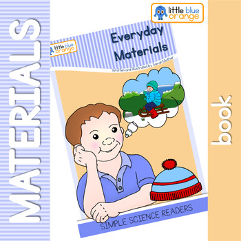 Everyday materials and their properties book