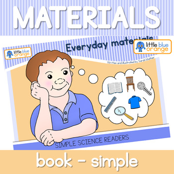 Everyday materials and their properties book (simplified version)