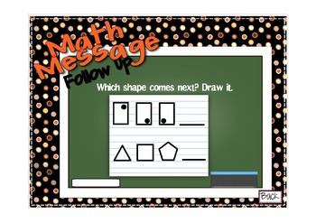 Everyday math 2nd Grade Lesson 2.10 Frames and Arrows Routines