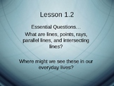 Everyday math Chapter 1 Lesson 2