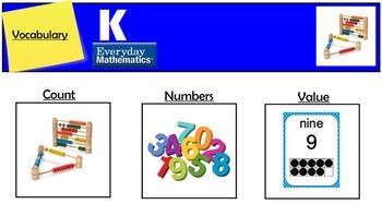Everyday mathematics Lesson 1.3 Multisensory Counting