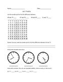 EverydayMath4- Grade 3- Unit 1 Short Practice/ Review