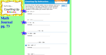 EverydayMath4- Grade 3- Unit 3 Flipcharts for ActivInspire/ Promethean Board