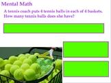 EverydayMath4- Grade 3- Unit 6 Flipcharts for ActivInspire