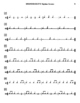Everyone Counts! - Rhythmic Dictation