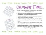 Everyone Counts at Calendar Time!