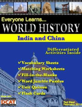 Everyone Learns World History: India and China