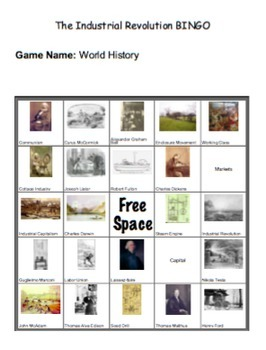 Everyone Learns World History: The Industrial Revolution