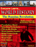 Everyone Learns World History: The Russian Revolution