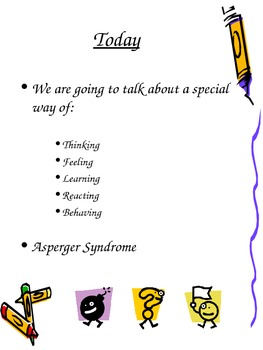 Everyone is Special - Understanding Asperger Syndrome