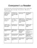 Everyone's a Reader