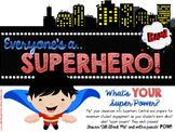 """Everyone's A Superhero! - An """"All About Me"""" Unit with a Punch!"""