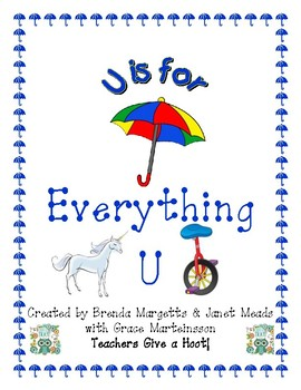 Everything ABC - U