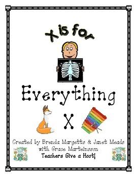 Everything ABC - X