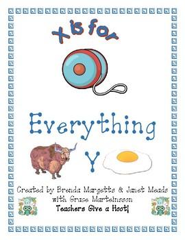 Everything ABC - Y