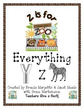Everything ABC - Z
