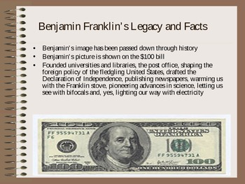 Everything About Ben Franklin