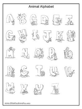 Everything Alphabet