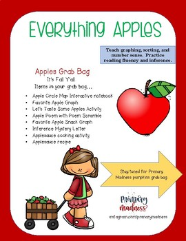 Everything Apples - An apple grab bag!