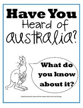 Everything Australia Mega Pack - Australia Math and Literacy Skills for K, 1, 2,