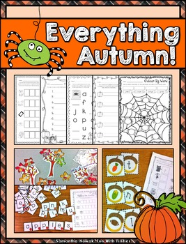 Everything Autumn: 15 Fall, Halloween, Thanksgiving, and M