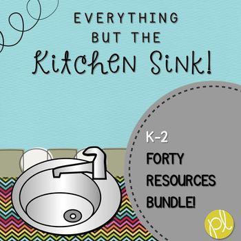 Everything But The Kitchen Sink HUGE Bundle