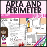 Everything But the Dice-Area and Perimeter-Grade 4 Unit