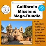 California Missions Bundle