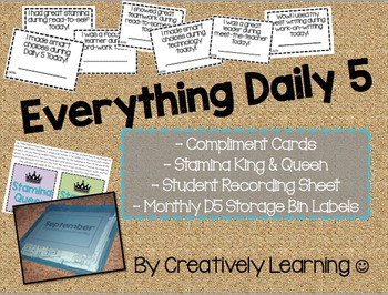 Everything Daily 5