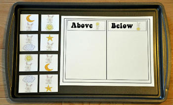 Easter Cookie Sheet Activities