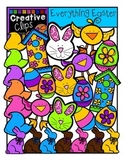 Everything Easter {Creative Clips Digital Clipart}