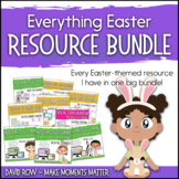 Everything Easter!  Music Resource Bundle - Variety Pack