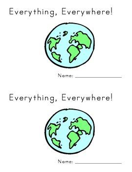 Everything Everywhere emergent reader
