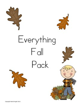 Everything Fall Pack