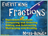 Everything Fractions Mega-Bundle