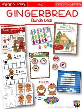 Everything Gingerbread Bundle Deal