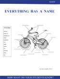 Everything Has a Name - Activity Pack Level C