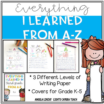 Everything I learned From A-Z