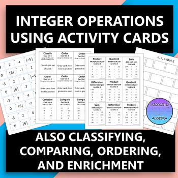 Everything Integers!
