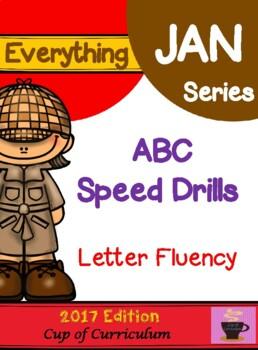 ABC Speed Drills...Letter Fluency