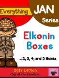 Elkonin Boxes {Phonemic Awareness}