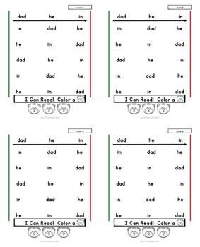 Everything JAN Series...Pocket Book Speed Drills {Level B}