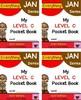 Everything JAN Series...Pocket Book Speed Drills {Level C}