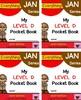 Everything JAN Series...Pocket Book Speed Drills {Level D}