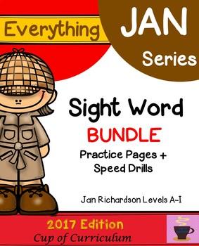 Sight Word BUNDLE