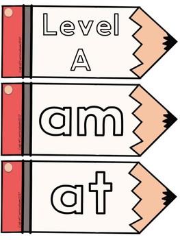 Everything JAN Series...Trace It Cards {Levels A to I}