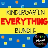 Everything Kindergarten -SUPER MEGA BUNDLE