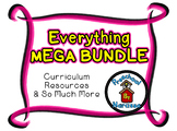 Everything MEGA BUNDLE including Preschool by Narcissa - Crafts - Readers - PECS