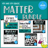 Everything Matters - Close Reading, Word Search and Crossword - no prep bundle!
